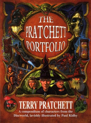The Pratchett Portfolio: A compendium of characters from the Discworld