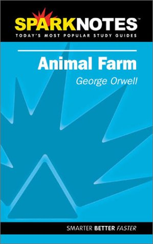 Animal Farm (SparkNotes Literature Guide)