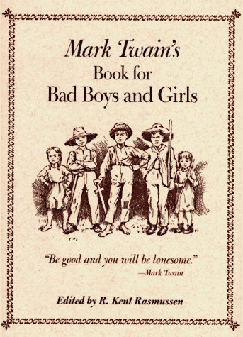 Book for Bad Boys and Girls