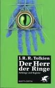 Der Herr der Ringe. Anhänge und Register