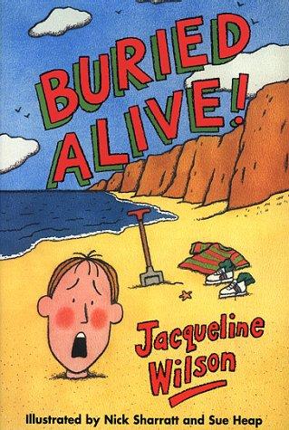 Buried Alive! (Adventure, #2)
