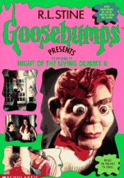 Night of the Living Dummy II (Goosebumps Presents TV Episode, #5) Pdf Book