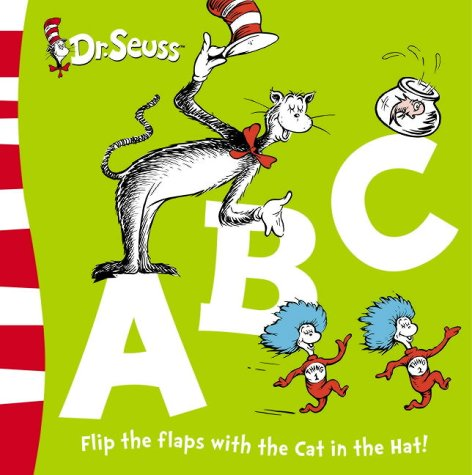 Dr. Seuss ABC: Flip the Flaps with the Cat in the Hat!