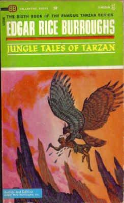 Jungle Tales of Tarzan (Tarzan, #6)