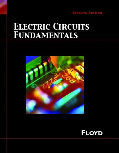 Electric Circuits Fundamentals [With CDROM]