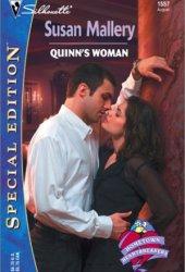 Quinn's Woman (Hometown Heartbreakers, #11)