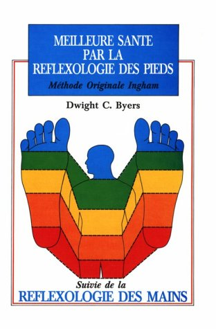 Meilleure santé par la réflexologie des pieds