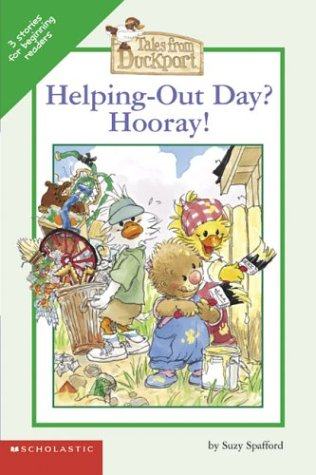 Helping-Out Day? Hooray!