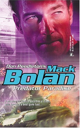 Predator Paradise (Super Bolan, #98)