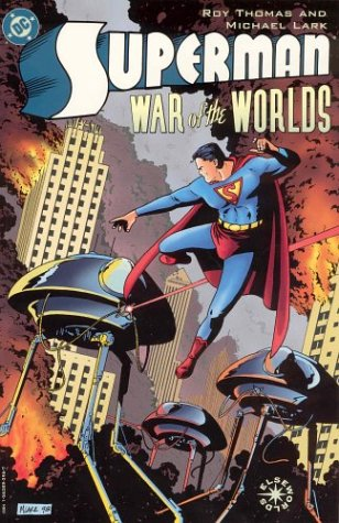 Superman: War of the Worlds