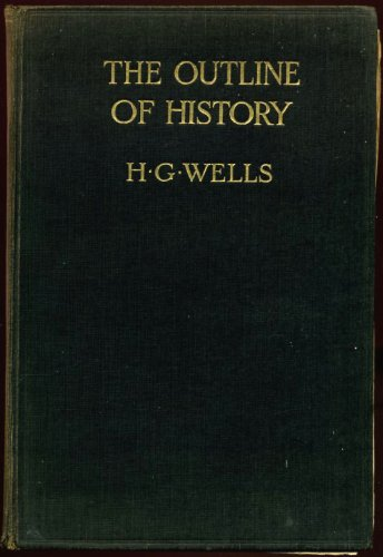 The Outline of History, Vol. 1 (of 2)
