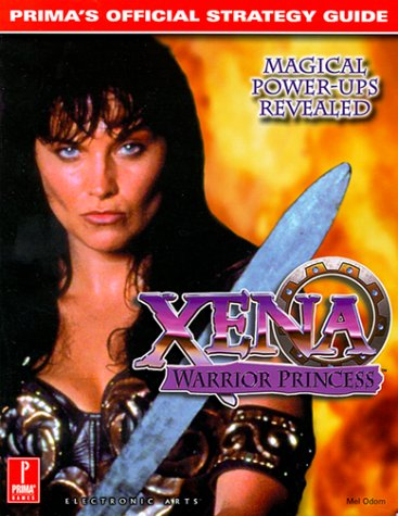Xena: Warrior Princess: Prima's Official Strategy Guide