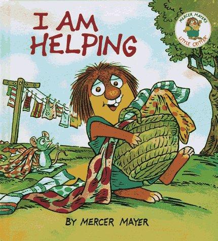 I am Helping (Little Critter Toddler Books)