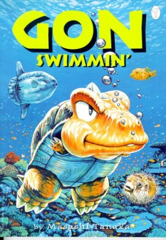 Gon Swimmin by Masashi Tanaka — Reviews, Discussion ...