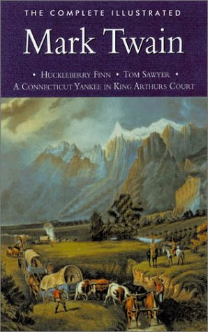 The Adventures of Tom Sawyer/Adventures of Huckleberry Finn/The Prince & the Pauper/Pudd'nhead Wilson/Short Stories/A Connecticut Yankee at King Arthur's Court
