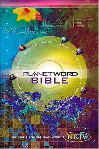 Planet Word Bible-NKJV