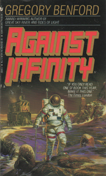 Against Infinity (Jupiter Project, #2)