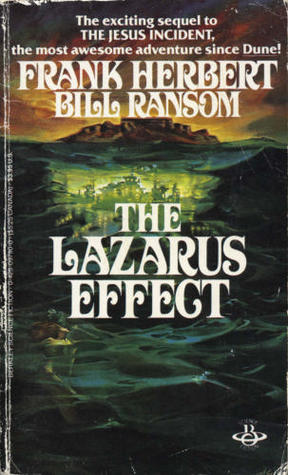 The Lazarus Effect (The Pandora Sequence, #2)