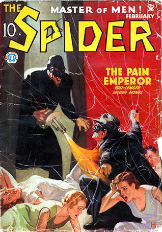 The Spider, Master of Men! #17: The Pain Emperor