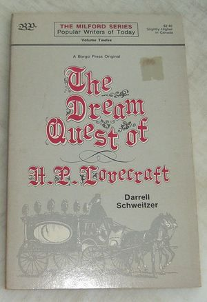 The Dream Quest of H.P. Lovecraft (The Milford Series)