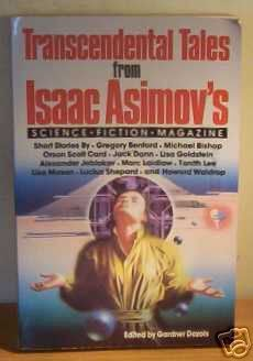 Transcendental Tales from Isaac Asimov's Science Fiction Magazine