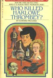 Who Killed Harlowe Thrombey? (Choose Your Own Adventure, #9)