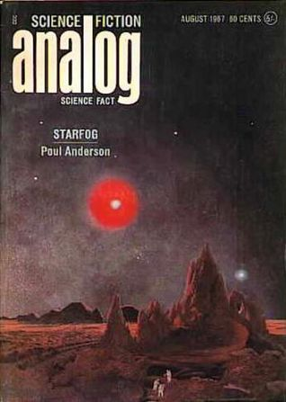 Analog Science Fiction and Fact, 1967 August