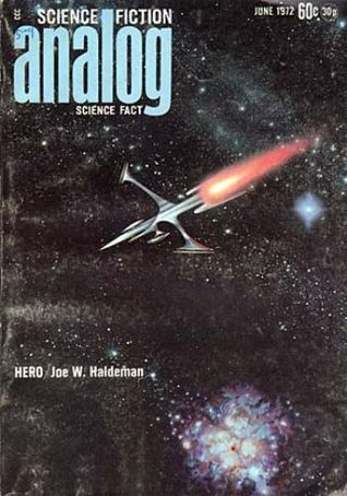 Analog Science Fiction and Fact, June 1972
