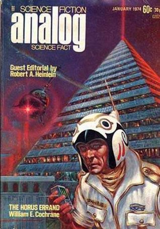 Analog Science Fiction and Fact, 1974 January