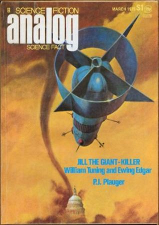 Analog Science Fiction and Fact, 1975 March