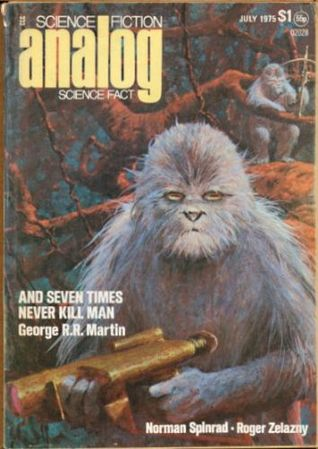 Analog Science Fiction and Fact, 1975 July