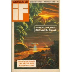 Worlds of IF Science Fiction, 1973 February (Volume 21, No. 9)