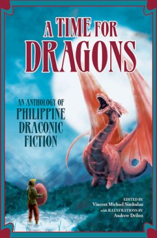 Image result for A Time for Dragons: An Anthology of Philippine Draconic Fiction