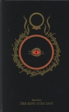 The Ring Goes East (The Lord of the Rings, #4)