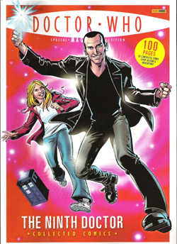 Doctor Who: The Ninth Doctor Collected Comics