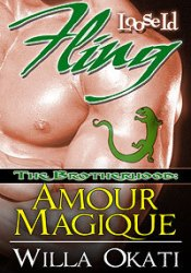 Amour Magique (The Brotherhood, #1) Pdf Book