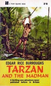 Tarzan and the Madman (Tarzan, #24)