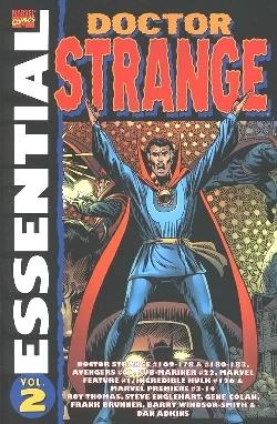 Essential Doctor Strange, Vol. 2