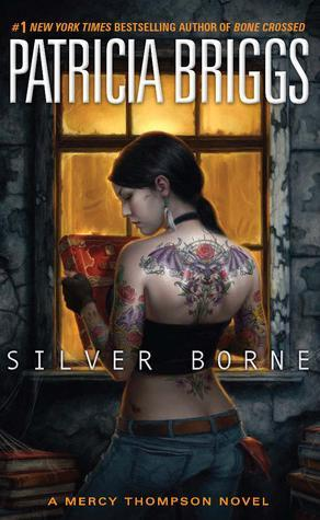 Silver Borne (Mercy Thompson, #5)