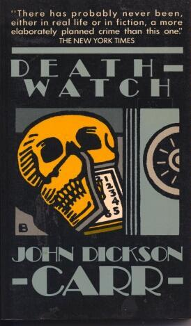 Image result for death watch john dickson carr