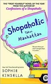 Image result for shopaholic takes manhattan