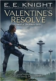 Valentine's Resolve (Vampire Earth, #6)