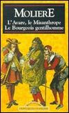 L'Avare / Le Misanthrope / Le Bourgeois Gentilhomme