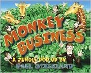 Monkey Business: A Jungle Pop-Up