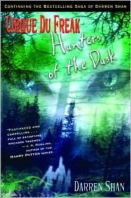 Image result for hunters of the dusk darren shan goodreads