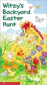 Witzy's Backyard Easter Hunt