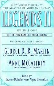 Legends II: New Short Novels by the Masters of Modern Fantasy: Volume One (Legends 2, Volume 1of5)