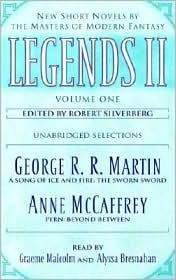 Legends II: New Short Novels by the Masters of Modern Fantasy: Volume One (Legends 2, Volume 1of5)