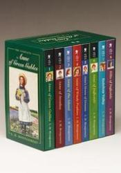 The Complete Anne of Green Gables Boxed Set (Anne of Green Gables, #1-8) Pdf Book
