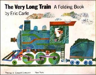 Very Long Train: A Folding Book